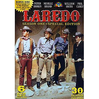 Laredo - Laredo: Season 1 Special Edition [DVD] USA import