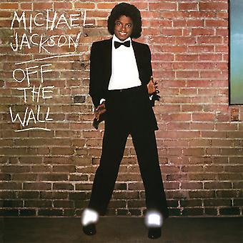 Michael Jackson - de la importación de los E.e.u.u. pared [CD]