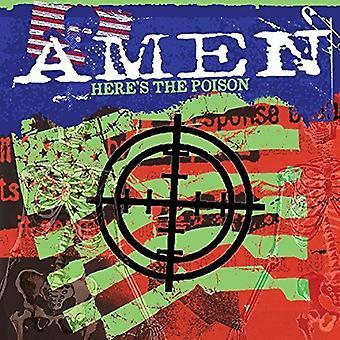 Amen - Amen-Heres the Poison [CD] USA import
