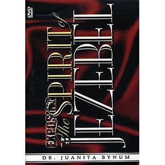 Juanita Bynum - Exposing/Spirit of Jezebel [DVD] USA import