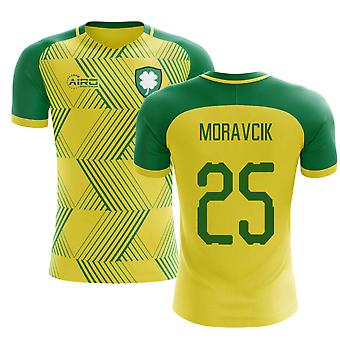 2020-2021 Celtic Away Concept Football Shirt (Moravcik 25)