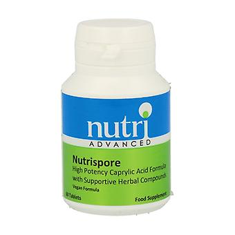 Nutrispore 60 tablets