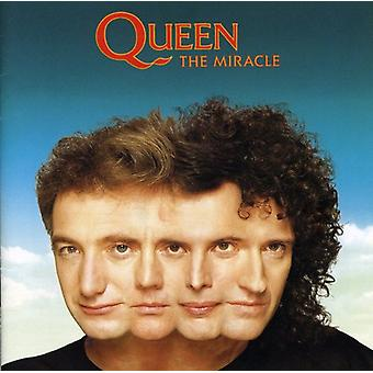 Queen - Miracle [CD] USA import