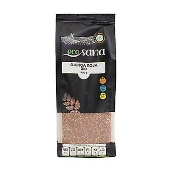 Biologische Rode Quinoa 400 g
