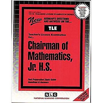 Matematik, Jr H.S.: Passbooks Studieguide
