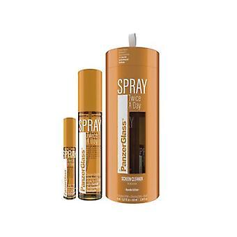 Panzerglass Spray to gange om dagen 8 Ml Plus 100 Ml Bundle