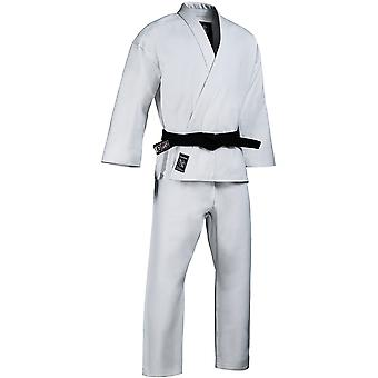 Hayabusa Traditional Karate Gi - White - kimono taekwondo