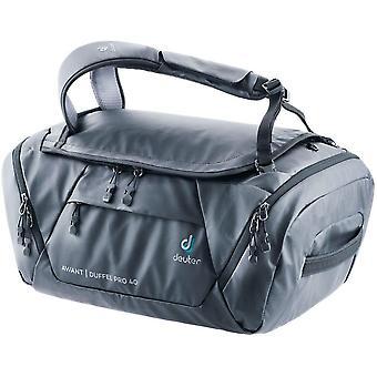 Deuter Aviant Duffel Pro 40 Travel Bag/Rucksack Black