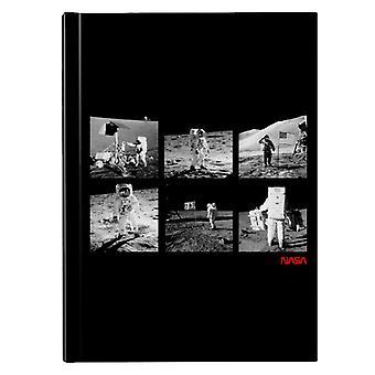 NASA Apollo 11 Landing Kuvat Hardback Journal