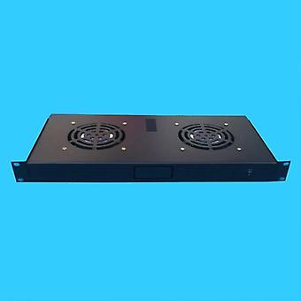 Supports de cadre de ventilateur d'armoire de refroidissement d'aviation avec unité de caisse