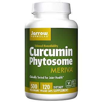 الفورمولا Jarrow Curcumin Phytosome، 120 كبسولات نباتية