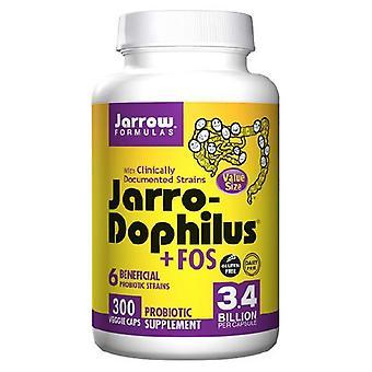Jarrow Formulas Jarro-Dophilus + FOS, 300 korkkia