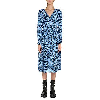 Baum Und Pferdgarten 21312c7749 Women's Blue Viscose Dress