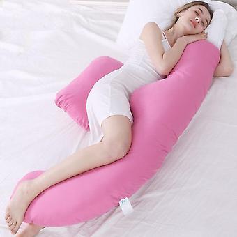 Pregnant Women Body Pillow, Soft Comfortable Side Sleeping Tool