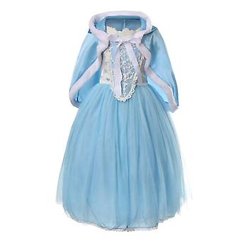 Children's Clothing Girls Winter Clothing Frozen Princess Dress Ensemble deux pièces