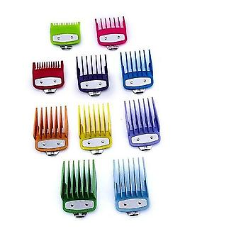 Guide Comb With Multiple Sizes Metal Limited Combs - Hair Clipper