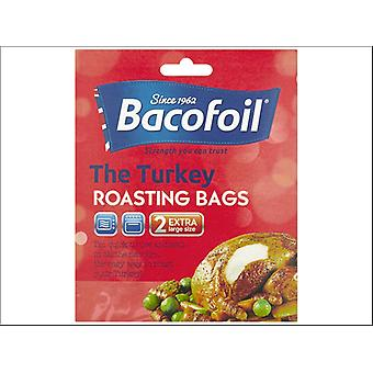 Baco Easy Roast Multi Purpose Turkey Bags x 2 85B05