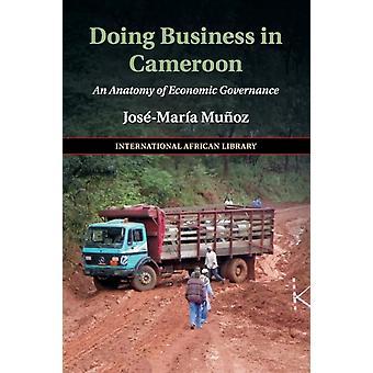 Zakendoen in Kameroen door Munoz & JoseMaria University of Edinburgh