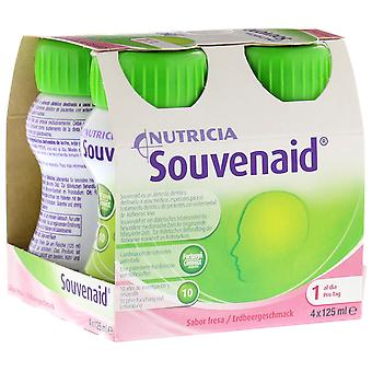 Nutricia Strawberry Souvenaid 125 ml