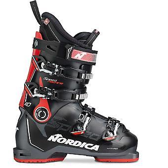 Nordica Speedmachine 100 Ski Boot - Tri Colour
