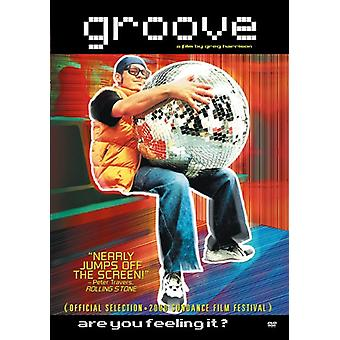 Groove importation USA [DVD]