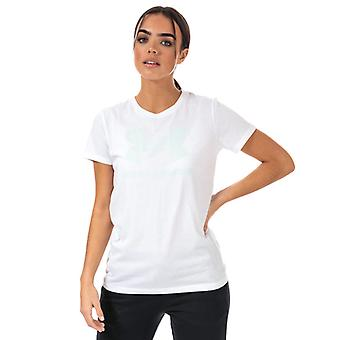Women's Under Armour Graphic Sportstyle Short Sleeve T-Shirt in White