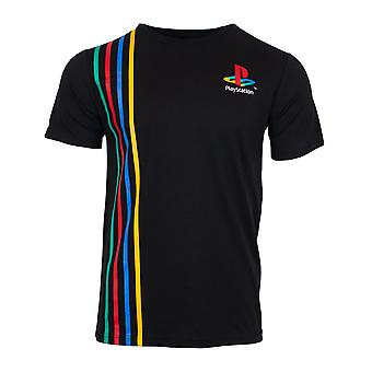 Offizielles PlayStation Stripes T-Shirt