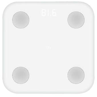 Xiaomi Mi Body Scale Personvåg fullständig avläsning BMI Mi Fit
