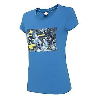4F TSD024 H4Z20TSD02433S universal ympäri vuoden miesten t-paita