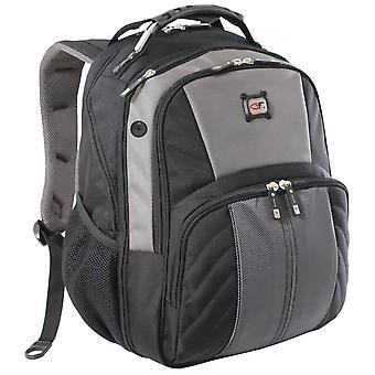 Gino Ferrari Astor 16inch Laptop Backpack - Black