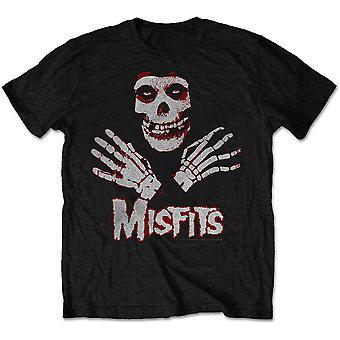 Misfits Hænder Officielle Tee T-shirt Unisex