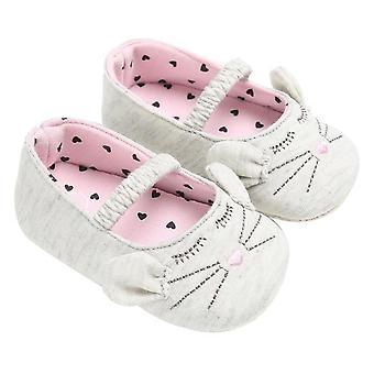 حذاء نمط القط الناعمة طفل Unisex