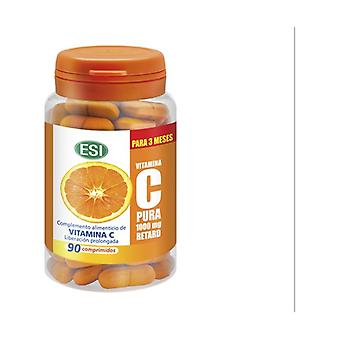 Vitamina C Slow Release 90 tablets