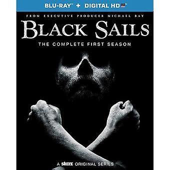 Zwarte zeilen - Black Sails: Seizoen 1 [BLU-RAY] USA import