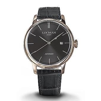 Locman Wristwatch 1960 0255R01R-RRBKRGPK