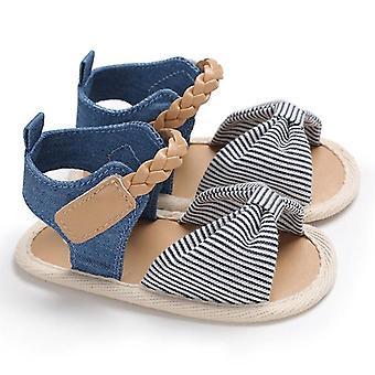 Pudcoco Baby Newborn Kid Baby Flower Sandals