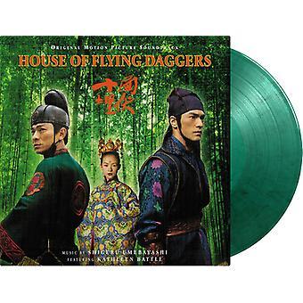 Umebayashi, Shigeru - House of Flying Daggers / O.S.T. [Vinyl] USA import