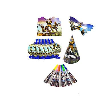 6pcs/set Fortnite Balloon Set Toy