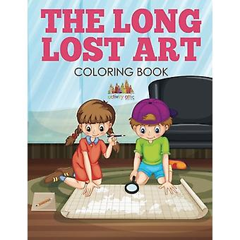 The Long Lost Art Coloring Book by Activity Attic - 9781683239376 Book