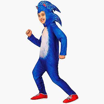 Vaatesarja Sonic The Hedgehog Puku Muhkea Karnevaali mekko