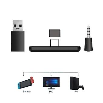 Wireless Bluetooth Adapter Usb Transmitter Headset Receiver With 3.5mm