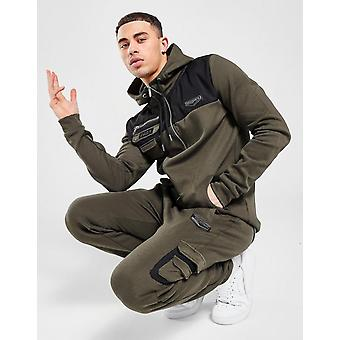 New Supply & Demand Men's Rupture Tracksuit from JD Outlet Green