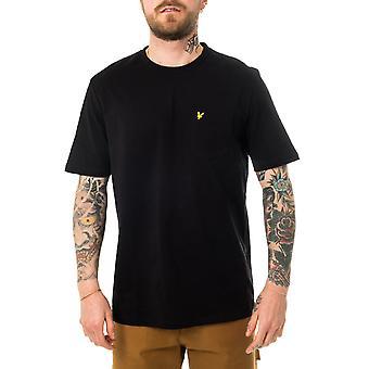 T-shirt de poche décontracté pour homme lyle & scott ts1364vog.z865