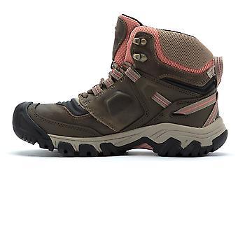 Keen Ridge Flex impermeable botas de despertar de la mujer - SS21