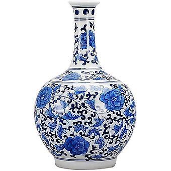 Vase Keramik klassische High-Grade für Dekoration Kunst Home Haushalt Hochzeit Wohnzimmer