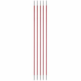 KnitPro Zing: Knitting Pins: Double-Ended: Set of Five: 20cm x 2.00mm