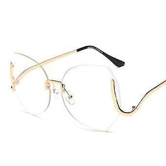 Mannen en vrouwen zonnebril vierkant gepolariseerde polygoon gespiegelde lens y1356