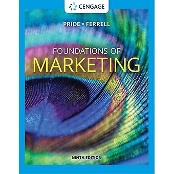Foundations of Marketing par William Texas A&M University PrideO. Université C. Auburn Ferrell