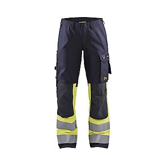 Blaklader 7187 trousers multinorm with stretch womens (71871512)