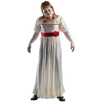 Annabelle Womens/Ladies Deluxe Costume
